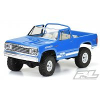 Pro-Line 1/10 1977 Dodge Ramcharger Unpainted Body Shell