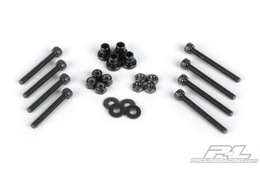 Pro-Line PowerStroke Shock Mounting Hardware Set