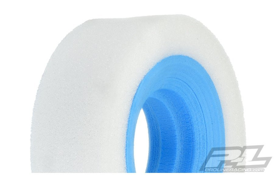 """Pro-Line 1.9"""" Dual Stage Closed Cell Inner & Soft Outer Foam Tyre Inserts 2Pcs"""