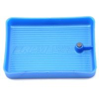 RPM Blue Small Parts Tray w/ Magnet