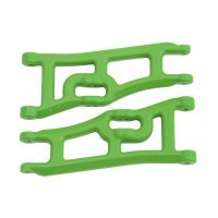 RPM Green E-Rustler/E-Stampede 2WD Wide Front Lower Suspension Arms