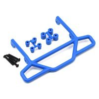 RPM Blue Rustler Rear Bumper