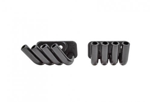 70852 | RPM Black Zoomies Mock Exhaust Tip Set