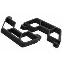 RPM Black LCG Slash 2WD Nerf Bars