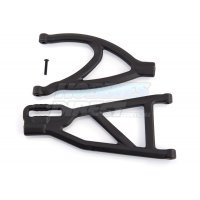 RPM Black Revo Rear Upper & Lower Suspension Arms