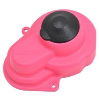 RPM Pink E-Rustler/E-Stampede/Bandit/Slash 2WD Sealed Gear Cover
