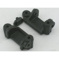 RPM Black Traxxas Slash 2WD/Nitro Slash/E-Stampede/E-Rustler Left & Right Caster Blocks
