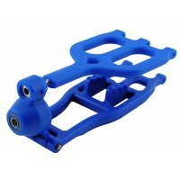 RPM Blue T/E-Maxx True-Track Rear Suspension Arms & Hub Kit