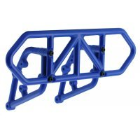 RPM Blue Slash 2WD Rear Bumper Set
