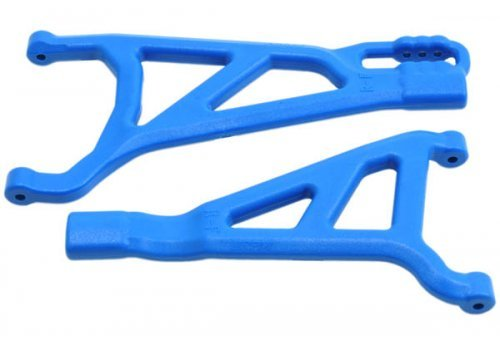 RPM Blue E-Revo VXL 2.0 Front Right Upper & Lower Suspension Arms