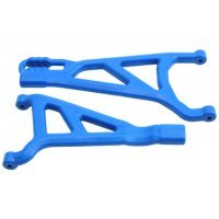 RPM Blue E-Revo VXL 2.0 Front Left Upper & Lower Suspension Arms