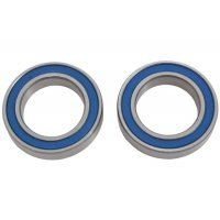 RPM 20x32x7mm Rubber Shielded Ball Bearings 2Pcs
