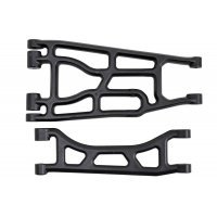RPM Black Traxxas X-Maxx Upper & Lower Suspension Arm Set