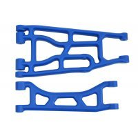 RPM Blue Traxxas X-Maxx Upper & Lower Suspension Arm Set