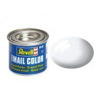 Revell 04 Gloss White Enamel Paint 14ml