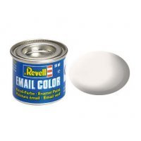 Revell 05 Matte White Enamel Paint 14ml