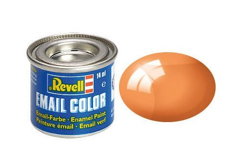 Revell 730 Clear Orange Enamel Paint 14ml