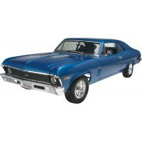 Revell 1/25 1969 Chevrolet Nova SS Scaled Plastic Model Kit