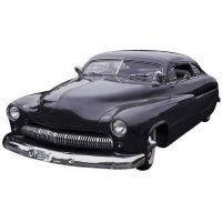 Revell 1/24 1949 Mercury Custom Coupe Scaled Plastic Model Kit