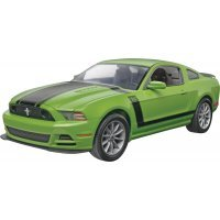 Revell 1/25 2013 Ford Mustang Boss 302 Scaled Plastic Model Kit