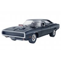 Revell 1/25 Fast & Furious Dominic's 1970 Dodge Charger Scaled Plastic Model Kit