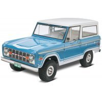 Revell 1/25 Ford Bronco Scaled Plastic Model Kit