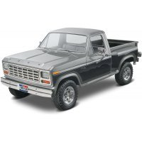 Revell 1/24 Ford Ranger Pickup Scaled Plastic Model Kit