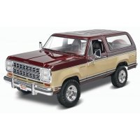 Revell 1/24 1980 Dodge Ramcharger Scaled Plastic Model Kit