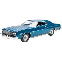 Revell 1/25 1976 Ford Gran Torino Scaled Plastic Model Kit