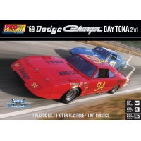 Revell 1/25 1969 Dodge Charger Daytona Scaled Plastic Model Kit