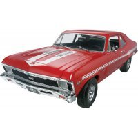 Revell 1/25 1969 Chevrolet Nova Yenko Scaled Plastic Model Kit