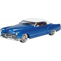 Revell 1/25 Custom Cadillac Eldorado Scaled Plastic Model Kit