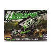 Revell 1/24 Indy Race Parts #71 Joey Saldana Scaled Plastic Model Kit