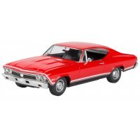 Revell 1/25 1968 Chevrolet Chevelle SS 396 Scaled Plastic Model Kit