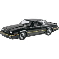 Revell 1/25 1985 Oldsmobile 442/FE3-X Show Car Scaled Plastic Model Kit