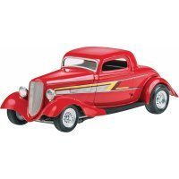 Revell 1/24 ZZ Top Eliminator Scaled Plastic Model Kit