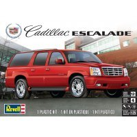 Revell 1/25 Cadillac Escalade Scaled Plastic Model Kit