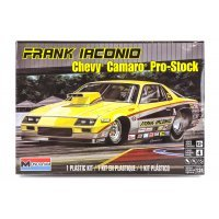 Revell 1/24 Frank Iaconio Chevrolet Camaro Pro Stock Scaled Plastic Model Kit