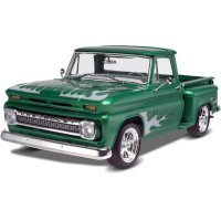 Revell 1/25 1965 Chevrolet Stepside Pickup 2 'n 1 Scaled Plastic Model Kit