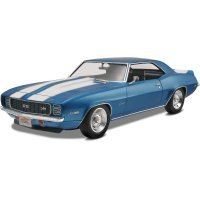 Revell 1/25 1969 Chevrolet Camaro Z/28 Scaled Plastic Model Kit