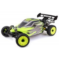 Rovan V5 Painted Green Body Shell