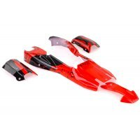 Rovan Painted Red Baja 5B Body Shell