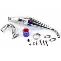 Rovan 5IVE-T Dominator Tuned Exhaust Pipe Set