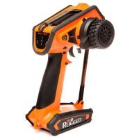 Spektrum DX5 Rugged Orange 2.4Ghz 5ch Radio (Transmitter Only)