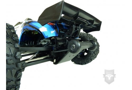 T-Bone Racing Black Traxxas E-Revo VXL 2.0 Wheelie Bar
