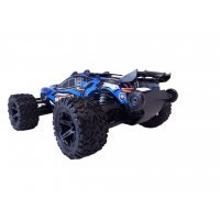 T-Bone Racing Black Traxxas Rustler 4x4 Wheelie Bar