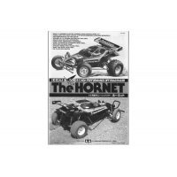 Tamiya Hornet Owners Instruction Manual