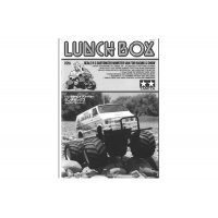 Tamiya Lunch Box Owners Instruction Manual
