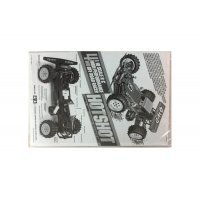 Tamiya Hotshot Owners Instruction Manual