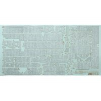 Tamiya 1/35 Zimmerit Coating Sheet